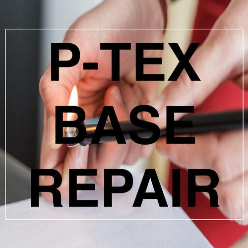 Gates And Boards P-Tex Base Repair