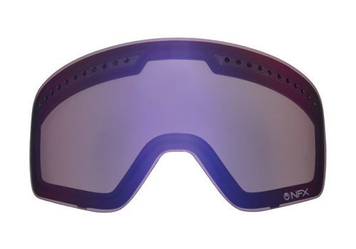 DRAGON DRAGON NFX REPLACEMENT LENS - PURPLE IONIZED
