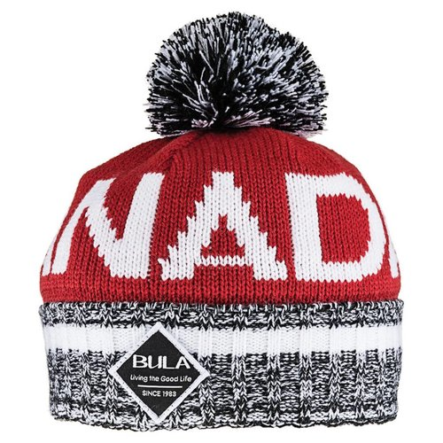 BULA Bula Kids Nation Beanie Canada -Canada (16/17) O/S *Final Sale*
