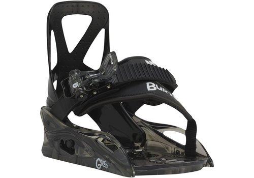 BURTON Burton Boys Grom Black Snowboard Binding -001
