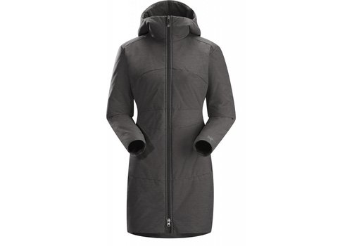 ARCTERYX Arc'Teryx Womens Darrah Coat Carbon Copy - (17/18)