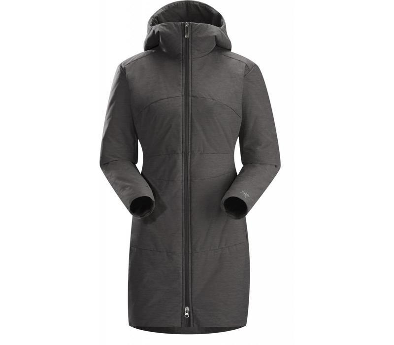 Arc'Teryx Womens Darrah Coat Carbon Copy - (17/18)