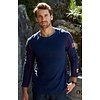 ALP-N-ROCK Alp-N-Rock Lodge Mens L/S Crew Shirt Navy -Nvy