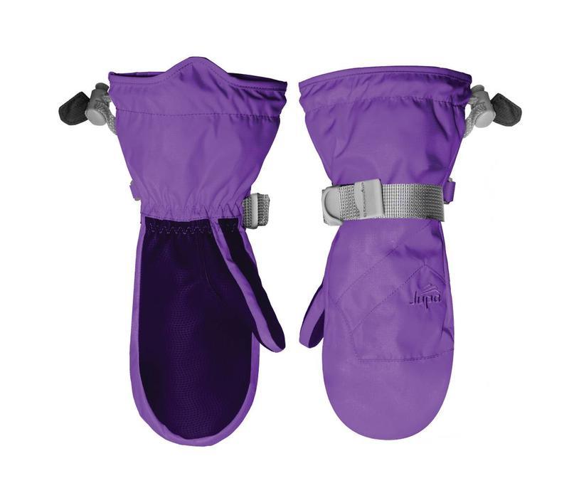 Jupa Girls Peyton Insulated Mitts Prism Violet -Pk226 (17/18)