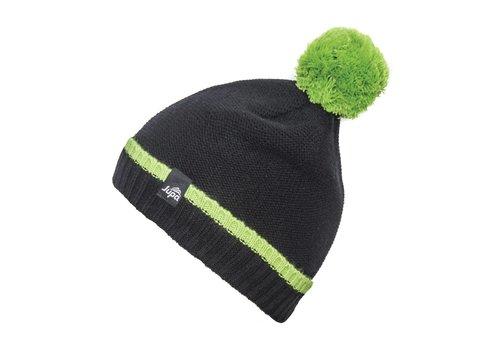 JUPA Jupa Boys Eddy Knit Hat Black -Bk001 (17/18)