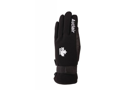 AUCLAIR Auclair Mens Skater Glove Black/Black -8000 (17/18)