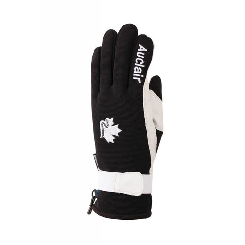 Auclair Auclair Ladies Skater Glove Black/White -8005 (17/18) *Final Sale*