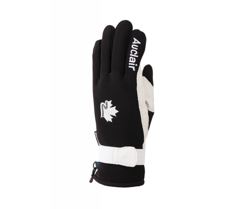 Auclair Ladies Skater Glove Black/White -8005 (17/18)