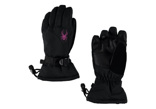 SPYDER Spyder Girls Essential Ski Glove 001 Black - (17/18)