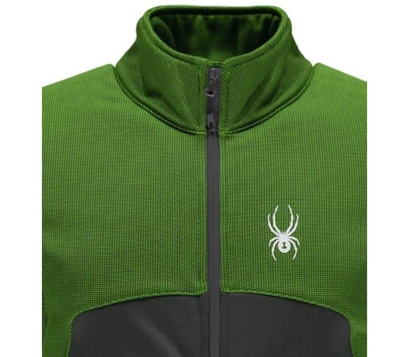 Spyder Mens Capitol Full Zip Insulator Jacket 321 Fresh/Polar - (17/18)