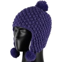 Spyder Bitsy Brrr Berry Hat 514 Iris - (17/18) ONE SIZE