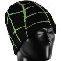 Spyder Boys Web Hat 017 Black/Fresh - (17/18) ONE SIZE