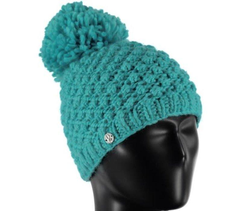 Spyder Girls Brrr Berry Hat 449 Baltic - (17/18) ONE SIZE