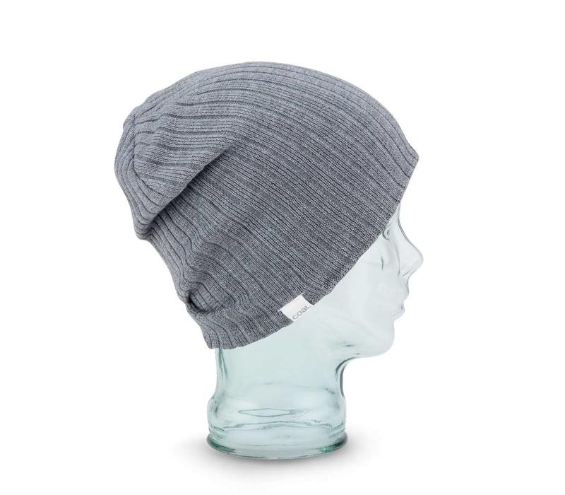 Coal The Theodore Beanie Heather Grey -1 (17/18) OSFM