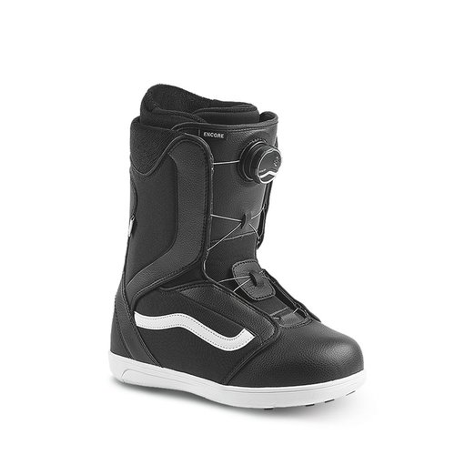 VANS Vans Womens Encore Snowboard Boot Black/White 17 - (17/18)