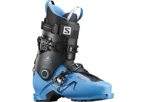 SALOMON Salomon Mens S/Lab Mtn Transcend Blue/Bk Ski Boot