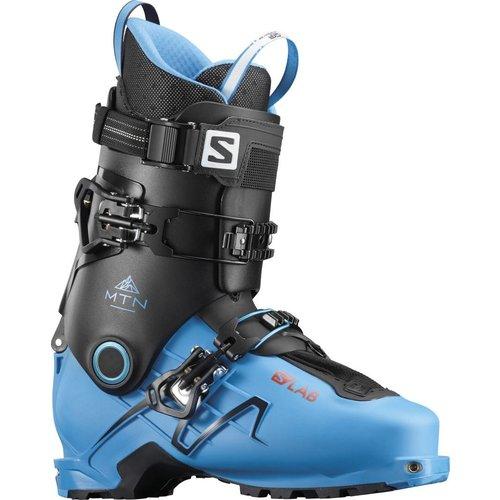 SALOMON Salomon Mens S/Lab Mtn Transcend Blue/Bk Ski Boot