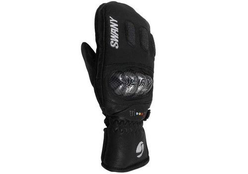 SWANY Swany Light Speed Jr Mitt Black -001 (17/18)