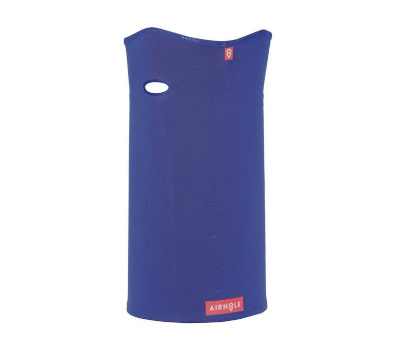Airhole Airtube Ergo - Drytech - Royal Blue Facemask - (17/18)