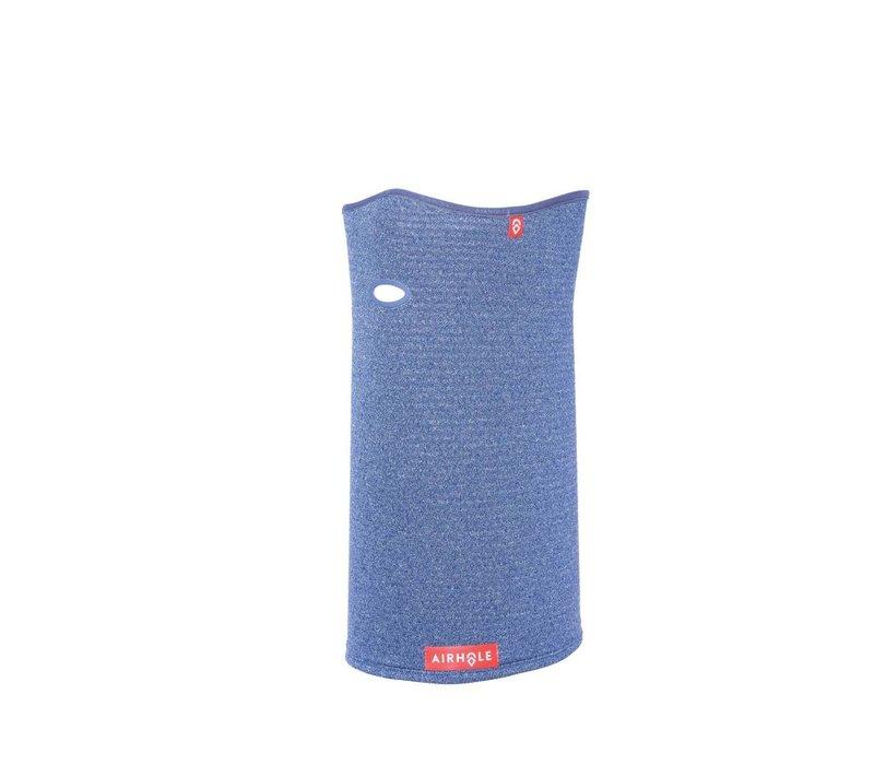 Airhole Airtube Ergo - Waffle Knit - Tech Blue Facemask - (17/18)
