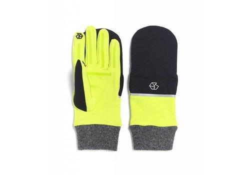 Brume Brume Womens Tremblant Flip Glove Yellow -47 (17/18) OS
