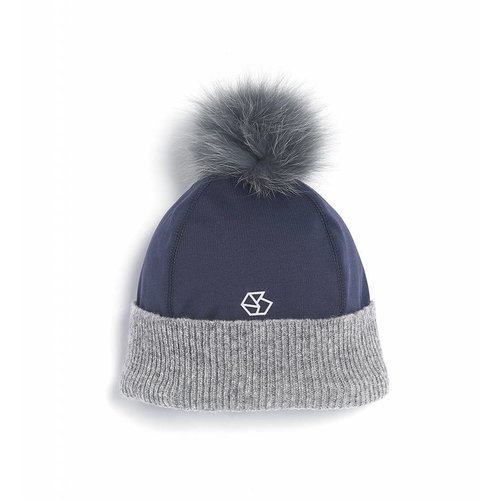 BRUME Brume Womens Tremblant Hat Charcoal -39 (17/18) OS