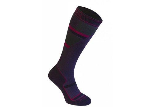 BRIDGEDALE Bridgedale Junior Mountain Junior Sock Purple/Grey -070 (17/18)