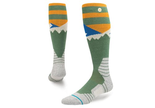 STANCE Stance Mens Long Way Sock Green -Grn (17/18)