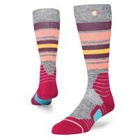 Stance Womens Hot Creek Sock Wine -Win (17/18)