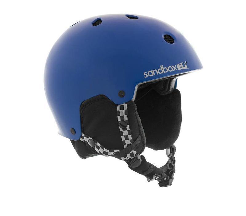 Sandbox Jr Legend Ace Helmet Electric Blue (Gloss) - (17/18) KIDS