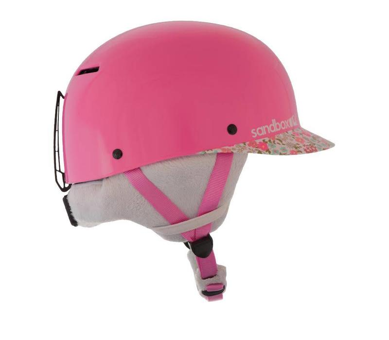 Sandbox Jr Classic 2.0 Ace Helmet Flower Power (Gloss) - (17/18) KIDS