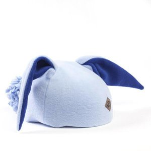 TAIL WAGS TAIL WAGS BUNNY HELMET COVER (BLUE) - CHILD SIZE BOYS & GIRLS