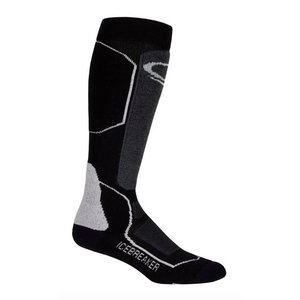 ICEBREAKER Icebreaker Mens Ski+ Medium Otc Black/Oil/Silver -A73 (17/18) *Final Sale*