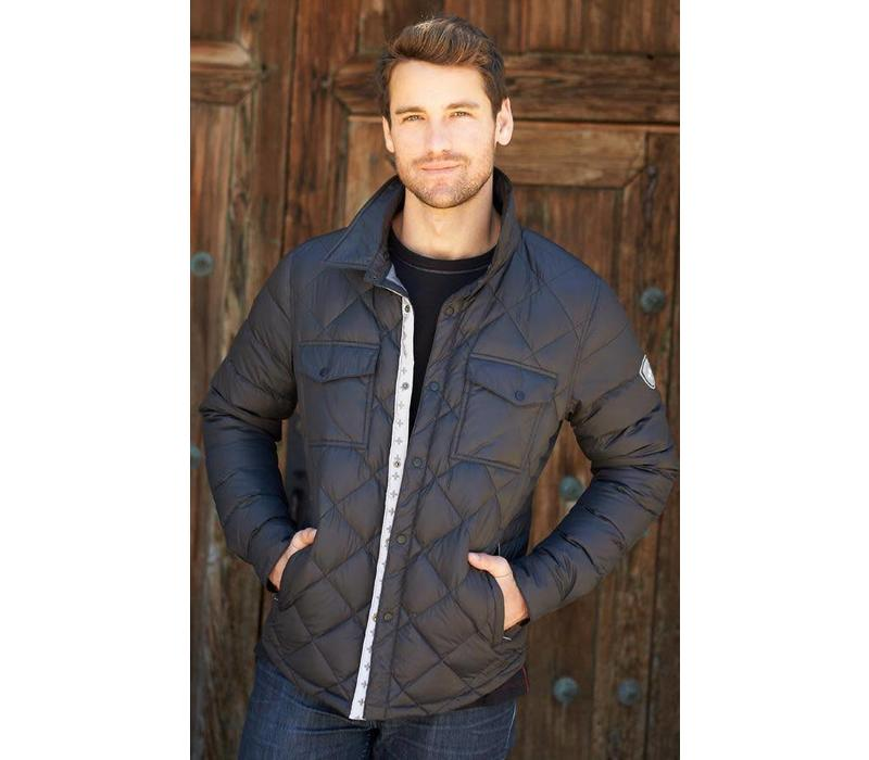 Alp-N-Rock Outdoorsman Men's Shirt Jacket Black -Blk (17/18)