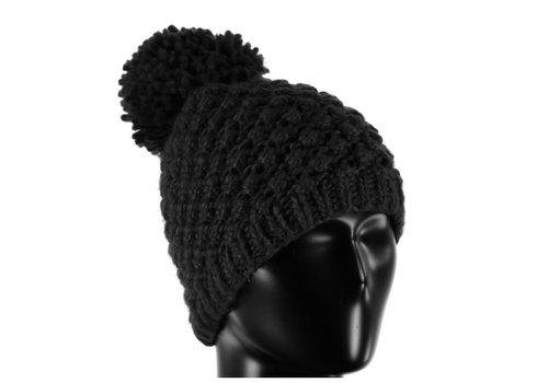 SPYDER Spyder Womens Brrr Berry Hat 001 Black - (17/18) ONE SIZE