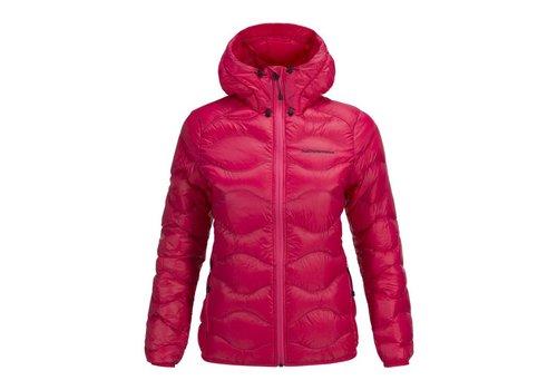 PEAK PERFORMANCE Peak Performance Womens Helium Hood Jacket Pink Planet -5Cv (17/18)
