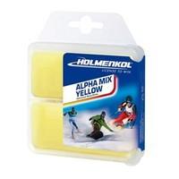 Holmenkol Alphamix Yellow 2X35G