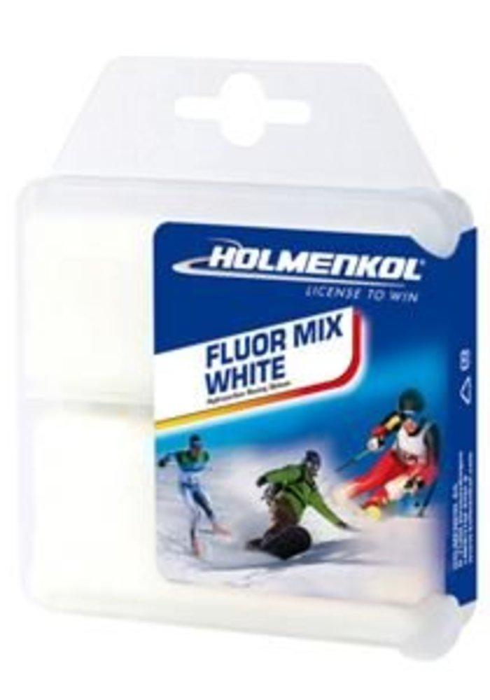 Holmenkol Fluormix White 2X35G