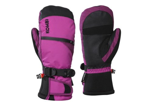 KOMBI Kombi The Freerider Ladies Mitt 1478 Purple Wine-Purple Heathr - (17/18)
