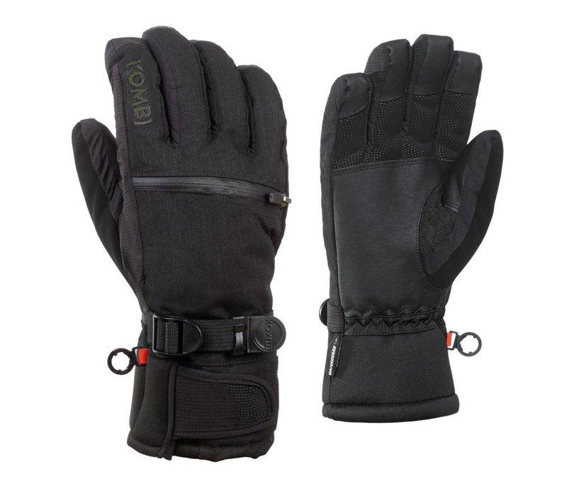 Kombi The Freerider Mens Glove 1184 Black-Tonal Plaid - (17/18)