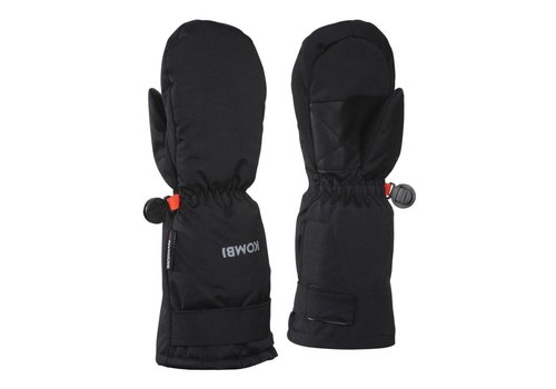 KOMBI Kombi The Hold On Children Mitt 100 Black - (17/18)