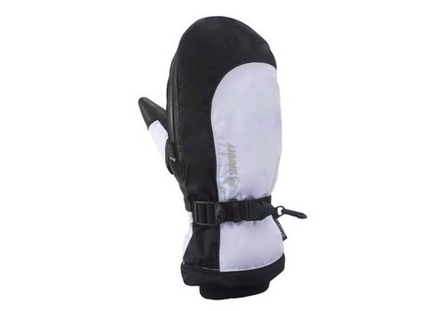 SWANY Swany Womens Softy Mitt Black/White -199 (17/18)