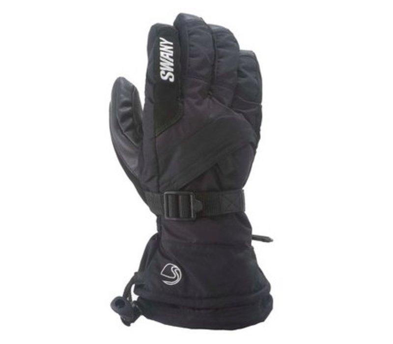 Swany Mens X-Over Glove Black -001 (17/18)