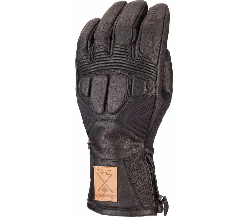 Auclair Mens Snow Shark Glove Black/Black -8000 (17/18)