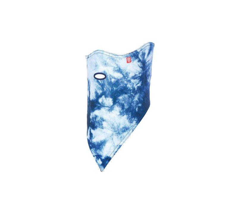Airhole Facemask Standard - 2 Layer - Indigo - (17/18)
