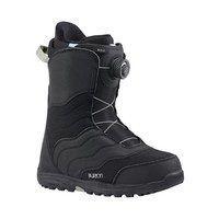 Burton Womens Mint Boa Black Snowboard Boot -001 (17/18)