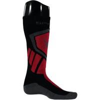 Spyder Mens Venture Sock 001 Black/Red/Polar - (17/18)