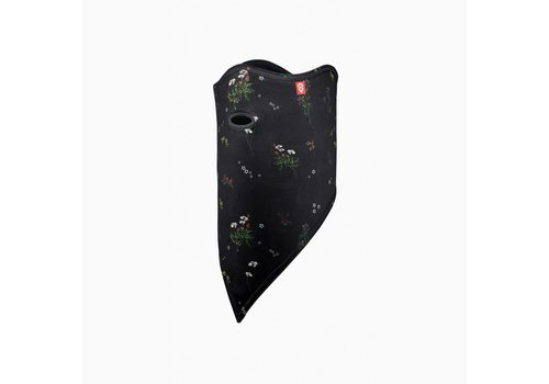 AIRHOLE Airhole Facemask Standard 2 Layer Midnight Floral (MFLR)