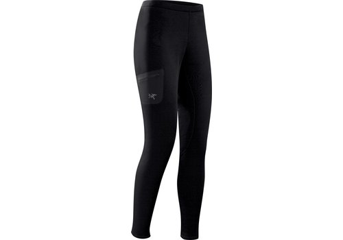 ARCTERYX Arc'Teryx RHO AR Bottom Womens Black