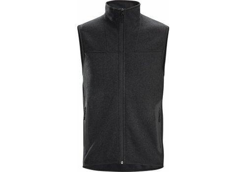 ARCTERYX Arc'Teryx Covert Vest Mens Black Heather